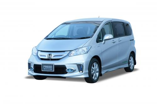 HONDA freed wa