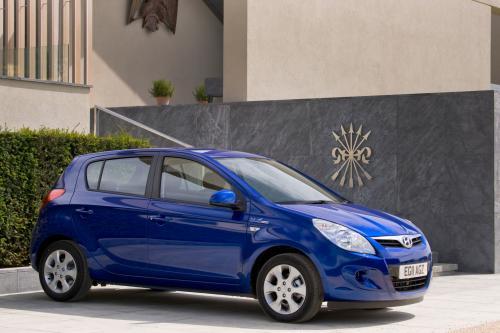 2012 Hyundai i20 цены объявлены