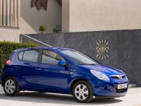 2012 Hyundai i20 Blue, 1 of 3