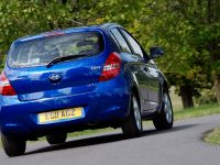 2012 Hyundai i20 Blue, 3 of 3