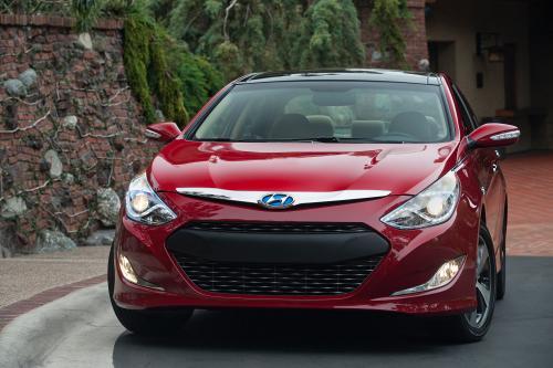 Hyundai Sonata рекомендуемые в 2012 Greener Choices список