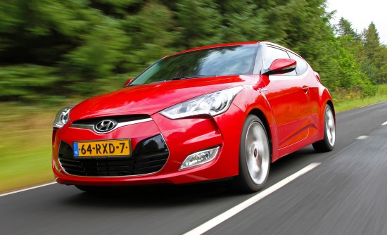 Hyundai Veloster Coupe