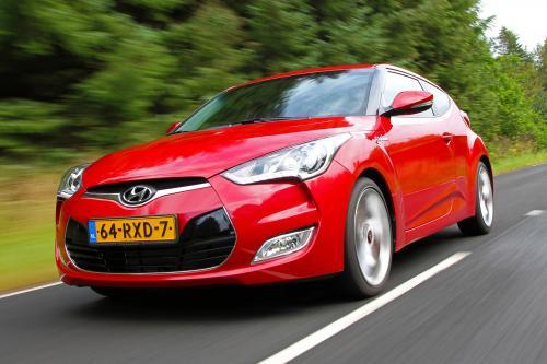 2012 Hyundai Veloster Coupe Цена - £17 995