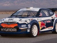 2012 Hyundai Veloster Rally Car, 1 of 7