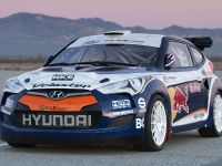 2012 Hyundai Veloster Rally Car, 2 of 7