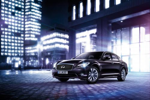 2012 Infiniti M35h Hybrid Business Edition - Цены Объявлены