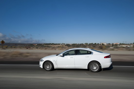 Jaguar XF 2.2 Diesel - Epic Journey