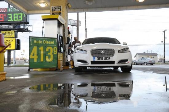 Jaguar XF 2.2 Diesel - Epic Journey