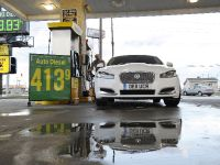 2012 Jaguar XF 2.2 Diesel - Epic Journey fuel