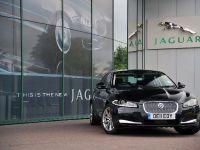 2012 Jaguar XF 2.2 diesel, 1 of 12