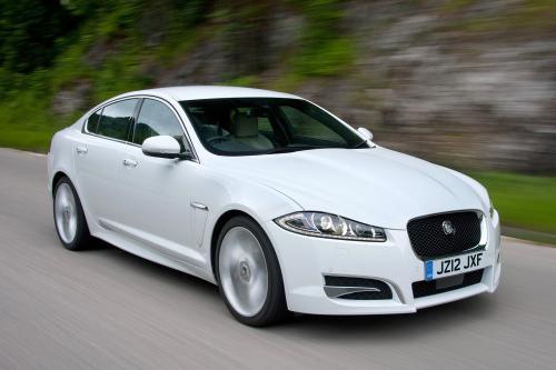 2012 Jaguar XF SE Business & Sport модели