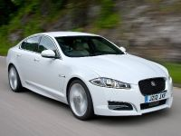 2012 Jaguar XF SE Business and Sport, 1 of 3