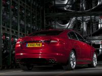 2012 Jaguar XFR, 2 of 3