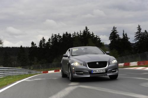 """2012 Jaguar XJ Supersport - новый \""""ринг-такси\"""""""