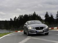 2012 Jaguar XJ Supersport - The new Ring Taxi