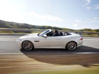 2012 Jaguar XKR-S Convertible, 11 of 24