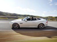 2012 Jaguar XKR-S Convertible, 11 of 24