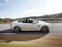 2012 Jaguar XKR-S Convertible, 13 of 24