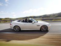 2012 Jaguar XKR-S Convertible, 13 of 24