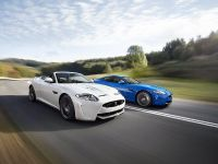 2012 Jaguar XKR-S Convertible, 22 of 24