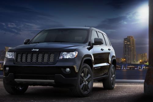 Jeep запускает высоте ограниченное издание модели