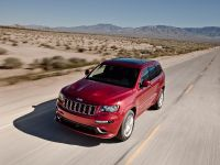 2012 Jeep Grand Cherokee SRT8, 7 of 35