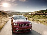 2012 Jeep Grand Cherokee SRT8, 8 of 35