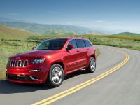 2012 Jeep Grand Cherokee SRT8, 9 of 35