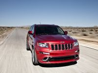 2012 Jeep Grand Cherokee SRT8, 16 of 35