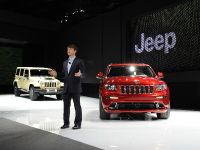 2012 Jeep Grand Cherokee SRT8, 26 of 35
