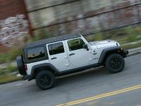 2012 Jeep Wrangler Call of Duty MW3 Special Edition, 2 of 14