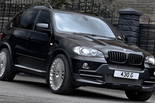 2012 г. Кан BMW X5 5S 3.ОД предлагает роскошный интерьер и спортивнее ездить