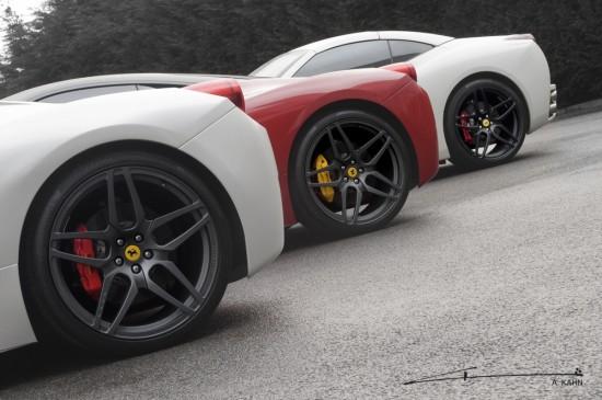 Kahn Design Ferrari 458 Italia