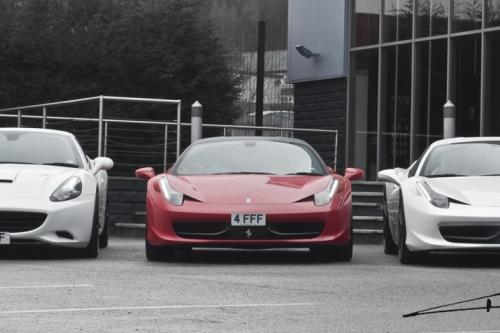 2012 Kahn Design, Ferrari 458 Italia
