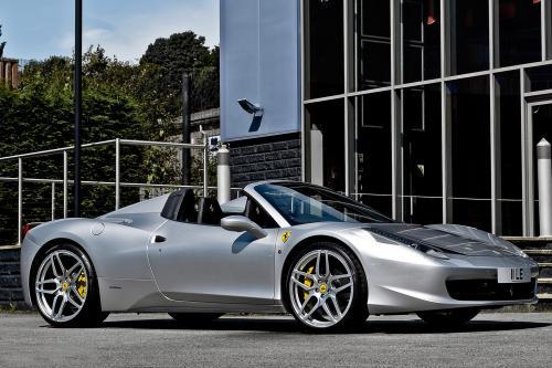 2012 Г. Кан Ferrari 458 Spider