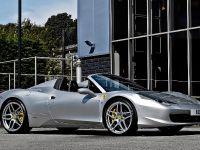 2012 Kahn Ferrari 458 Spider, 1 of 4