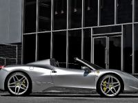 2012 Kahn Ferrari 458 Spider, 2 of 4
