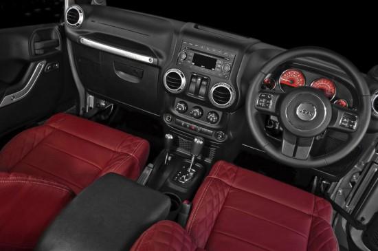 Kahn Jeep Wrangler Chelsea Jeep 300