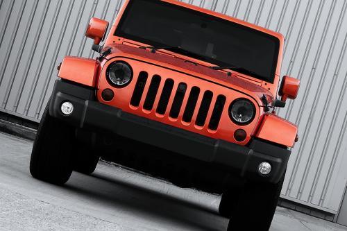 2012 Г. Кан Jeep Wrangler Military Меди Edition