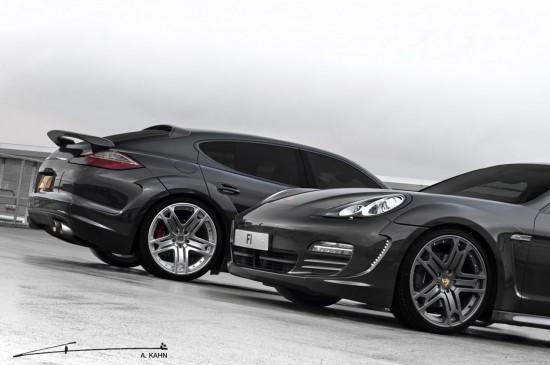 Kahn Porsche Panamera wide track edition
