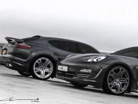 2012 Kahn Porsche Panamera wide track edition, 2 of 7