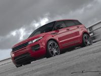 2012 Kahn Range Rover Evoque Red, 1 of 5