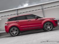Kahn Range Rover Evoque Red
