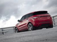 2012 Kahn Range Rover Evoque Red, 3 of 5