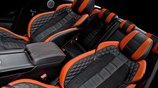 Kahn Range Rover Evoque Vesuvius