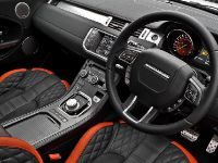 2012 Kahn Range Rover Evoque Vesuvius , 3 of 8