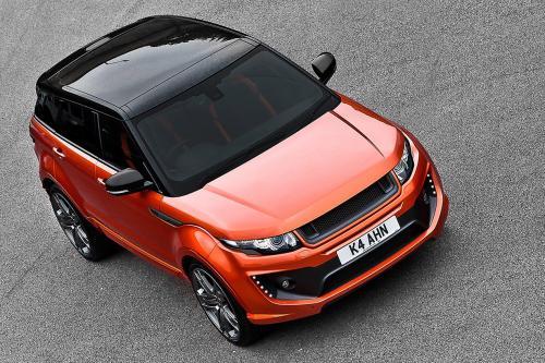 2012 Kahn Range Rover RS250 Vesuvius Copper Evoque