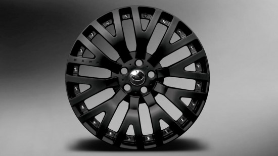 Kahn Range Rover Westminster Black Label Edition