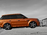 2012 Kahn Vesuvius Orange Range Rover Sport , 2 of 3