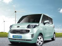2012 Kia Ray EV, 1 of 9
